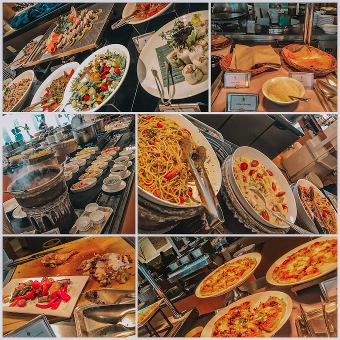 Review Hi Tea Buffet Hujung Minggu Di Hotel Istana Kuala Lumpur