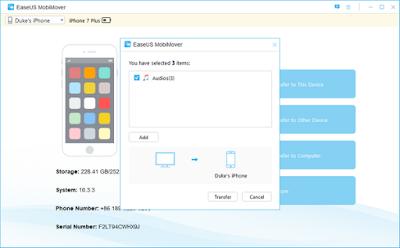 برنامج مجاني لنقل ملفات الايفون الى الحاسوب والعديد من المميزات الاخرى