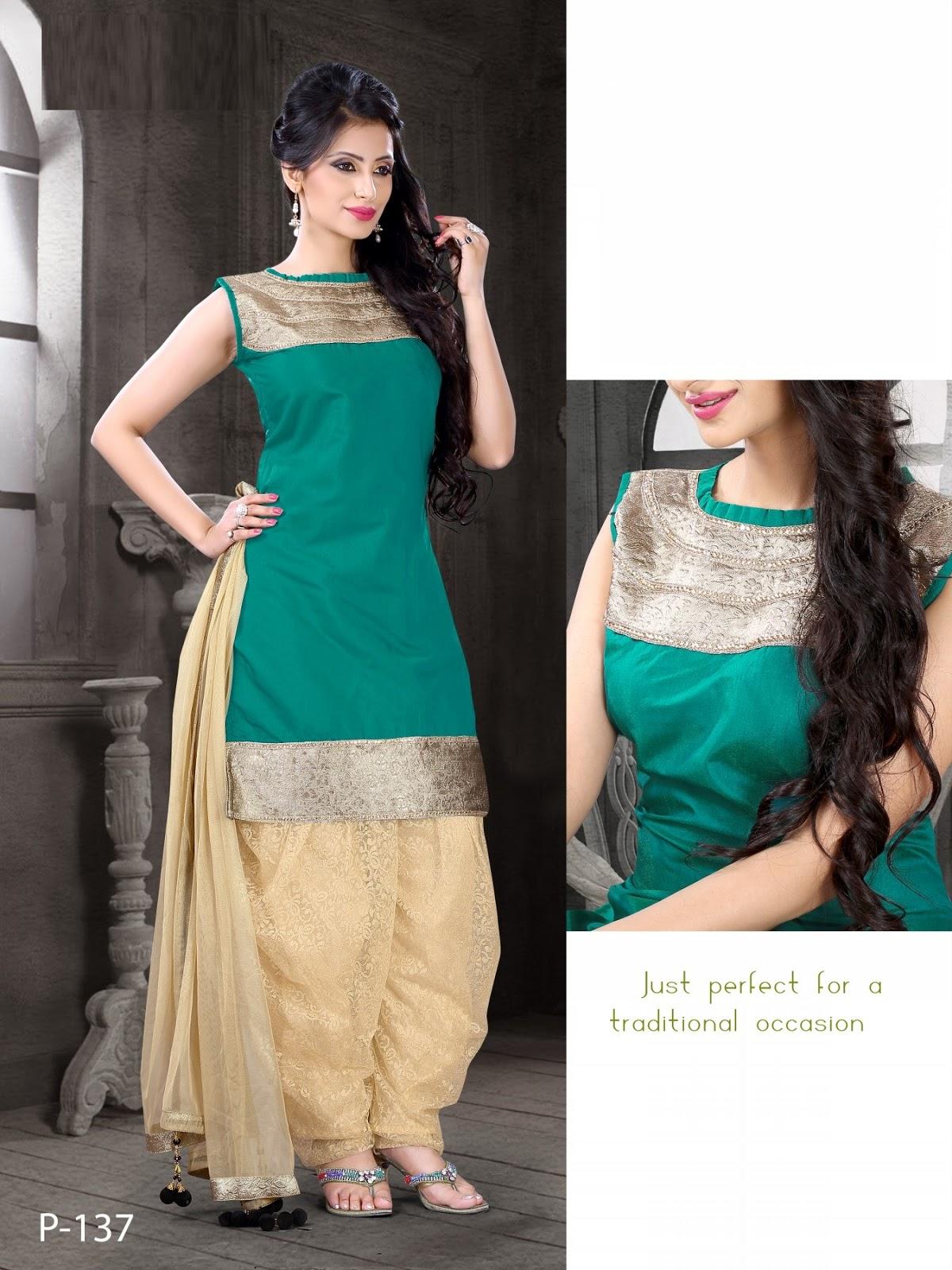 Patiyala Vol 4 Designer Cotton Patiyala Dress Material  Helix