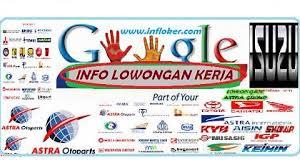 Info Lowongan Kerja Yang Telah di Posting di Situs infloker