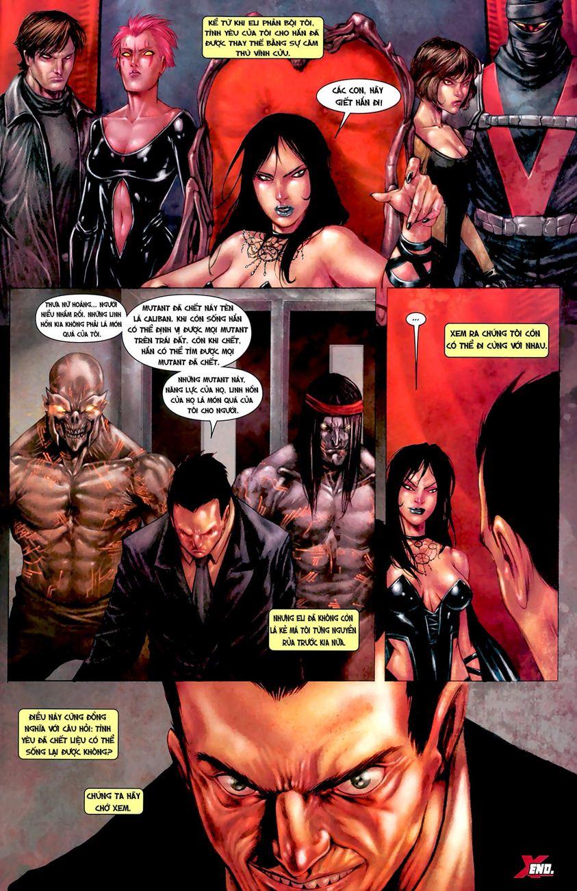 X-Men Necrosha chap 5 trang 42