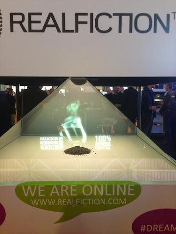 圖片說明: Realfiction 3D 立體產品展示,圖片來源: By JJ Jan