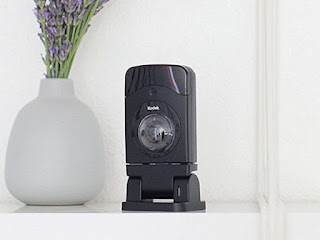 Kodak 180° Panoramic HD WiFi Security Camera