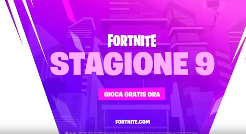 Fortnite - Trailer Stagione 9 (Nintendo Switch)