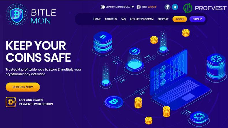 Bitlemon Limited обзор и отзывы HYIP-проекта