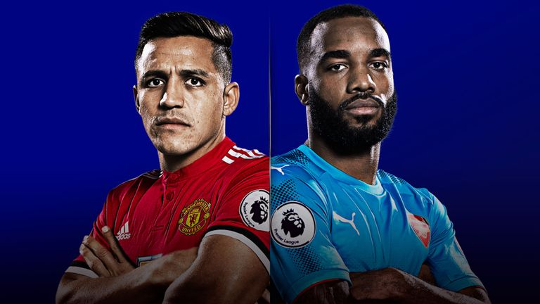 مباراة ارسنال ومانشستر يونايتد  10-3-2019 الدوري الانجليزي