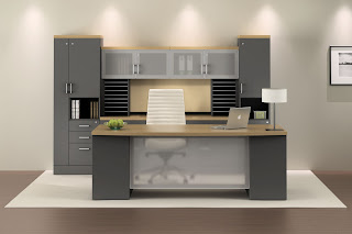 Custom Modern Office Furniture