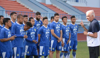 Lawan Arema FC, Skuat Persib dalam Motivasi Tinggi