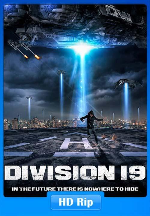 Division 19 2017 720p WEBRip x264 | 480p 300MB | 100MB HEVC