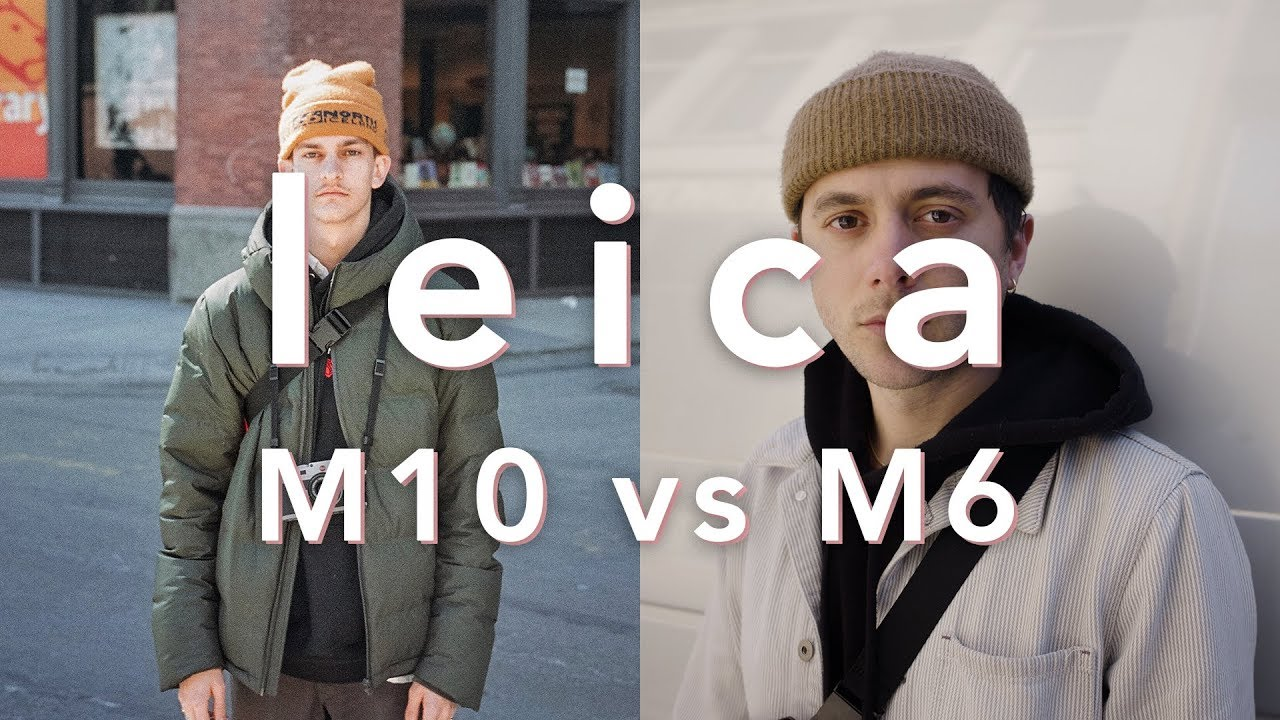 Leica M10 vs M6 | Street Photography and Portraits in NYC