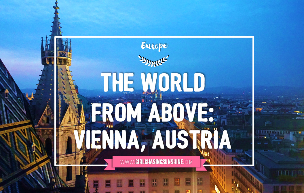 The World From Above Vienna