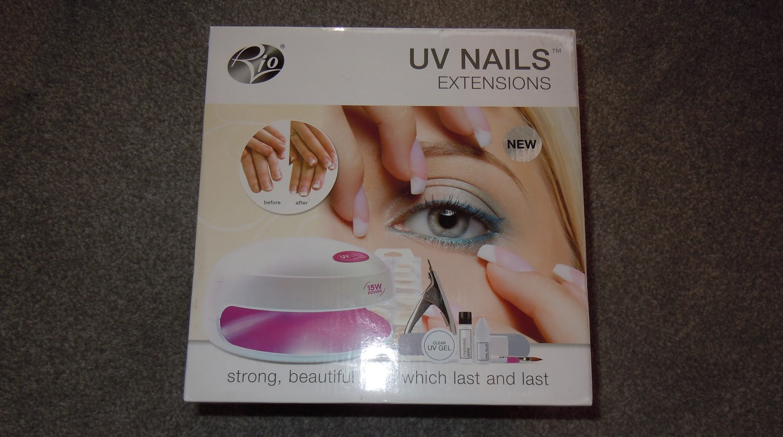 Rio Uv Lamp Gel Nail Extension System Reviews Houston Hospitality