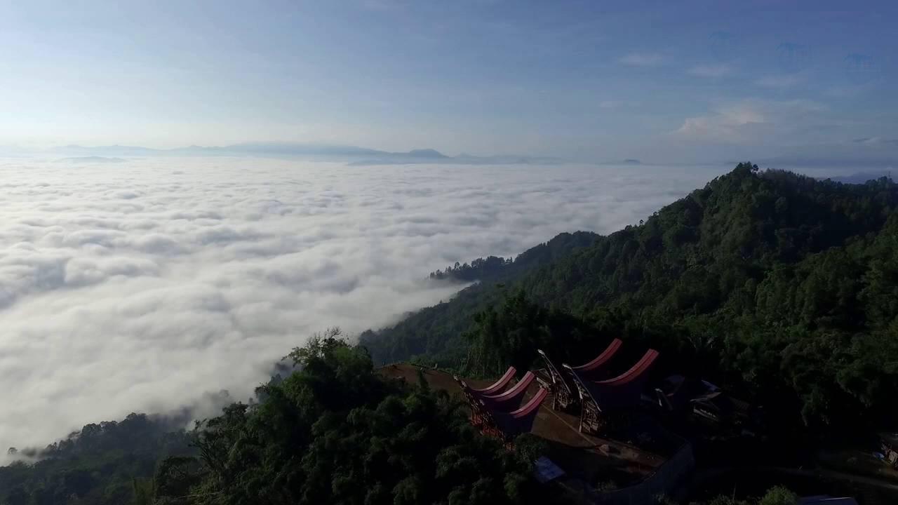 lolai,negeri di atas awan,toraja