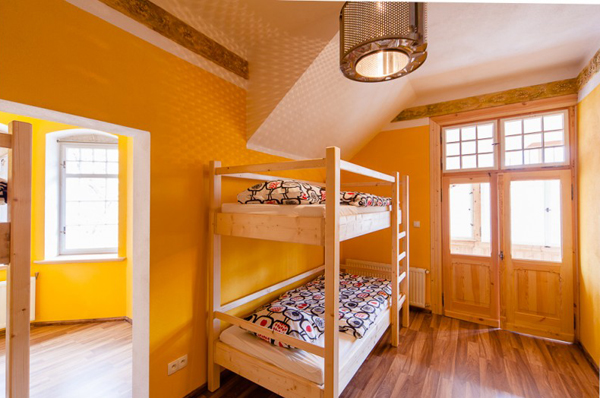 hostel Krokus Karpacz pokój