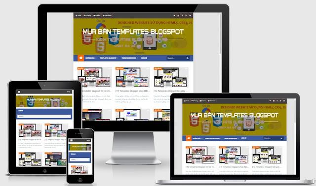 Hướng dẫn cài đặt templates blogspot