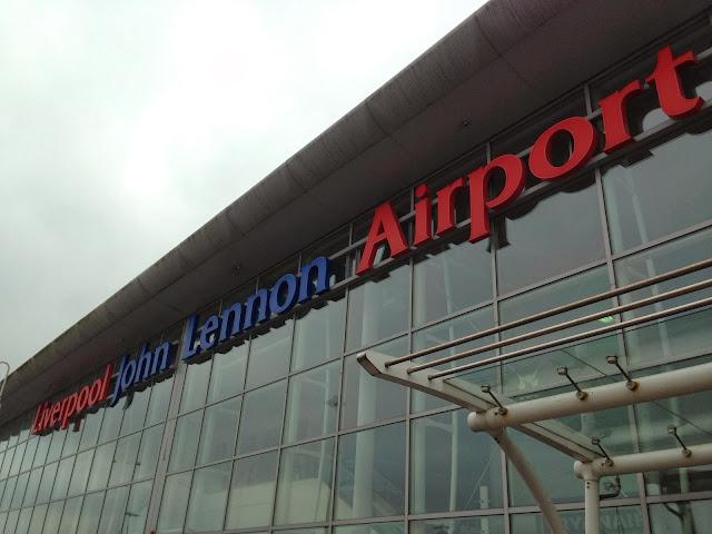 Aeroporto de Liverpool