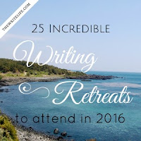 Writing Retreat Websites