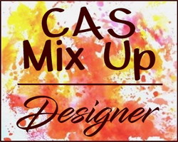 CAS Mix Up Challenge Designer 2018, 2019