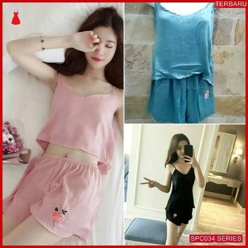 SCP034S43 Stl Rosa Terbaru Import Baju Tidur Wanita | BMGShop