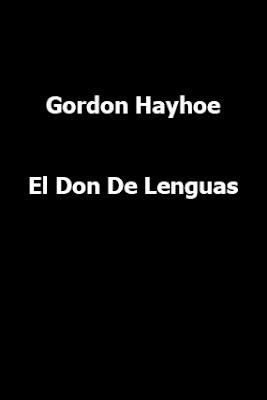 Gordon Hayhoe-El Don De Lenguas-