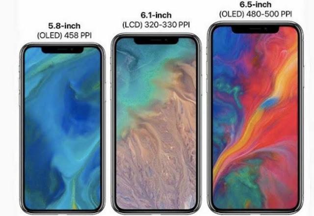 Review iPhone 6.1 Inchi dan iPhone 6.5 Inchi