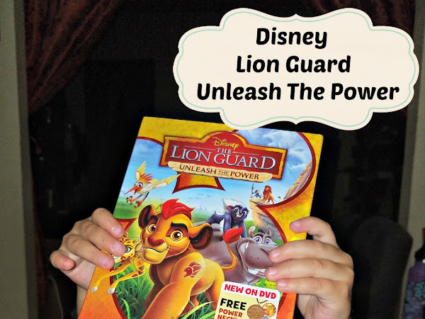 The Lion Guard : Unleash The Power Giveaway