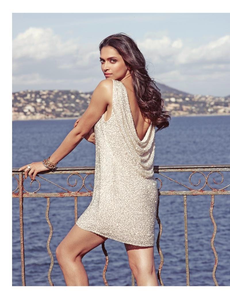 553114d6ca Lookbook | Deepika Padukone For Van Heusen India - Shopping, Style ...