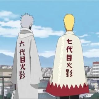 The Day Naruto Became Hokage (2016) BluRay 360p Subtitle Bahasa Indonesia - Kakashi Hokage & Naruto Uzumaki Hokage  - www.uchiha-uzuma.com
