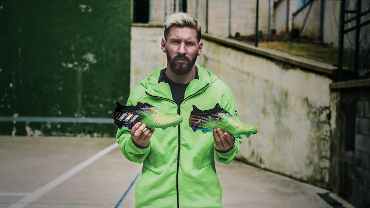 adidas pone a la venta las botas Messi 16 Space Dust