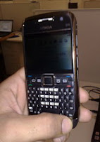 Nokia E71 2008 More Details - Picture Leaked