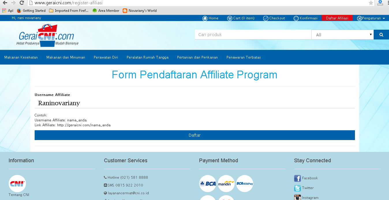 apa itu affiliate program