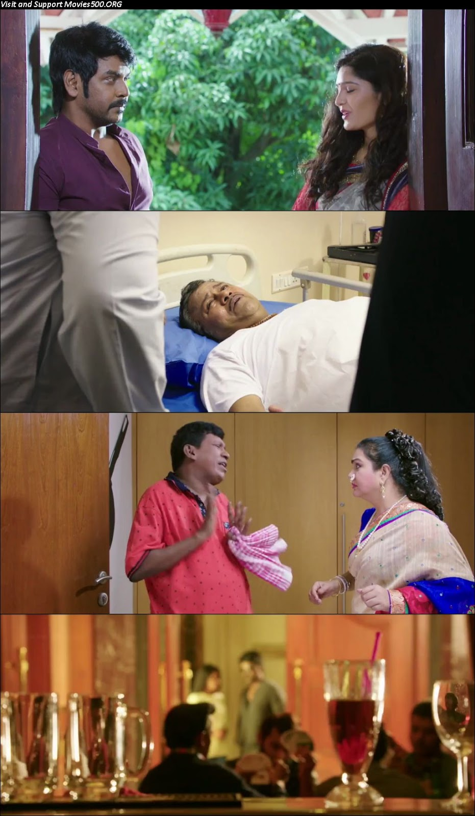 Sivalinga 2017 Dual Audio Hindi Download HDRip 720p ESubs at movies500.site