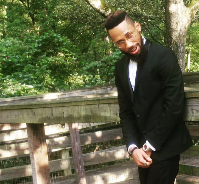 More pictures of rapper Phyno in dapper outfit