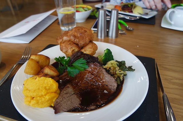 Sunday Lunch, Sunderland FC Riverview Brasserie Review
