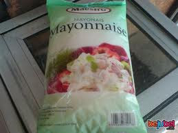 Mayonaise in Glazen Pot 490 gram (biologisch)