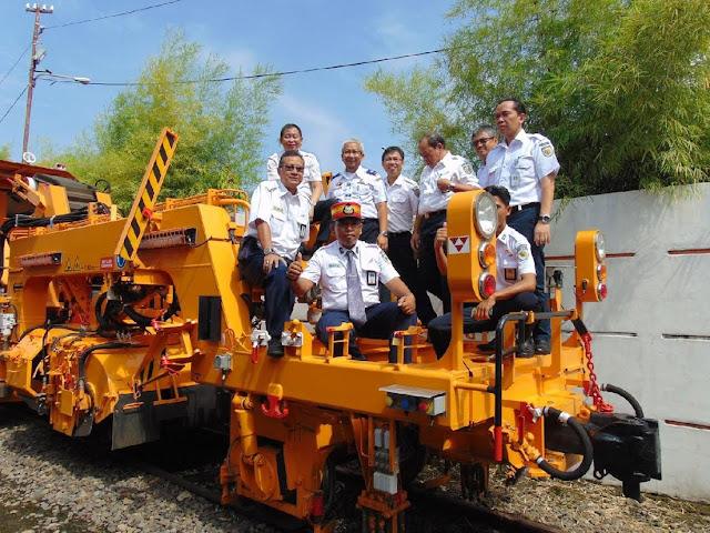 Geser Proyek Lain, Demi Selesaikan Double Track di Sumsel