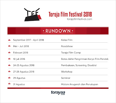 toraja film festival, annual events in toraja, toraja annual event