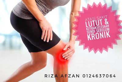 atasi sakit lutut
