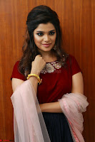 Actress Aathmika in lovely Maraoon Choli ¬  Exclusive Celebrities galleries 088.jpg