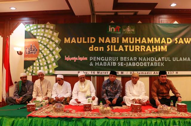 KH Said Aqil Siradj: Menghormati Habaib itu Wajib bagi Warga Nahdlatul Ulama