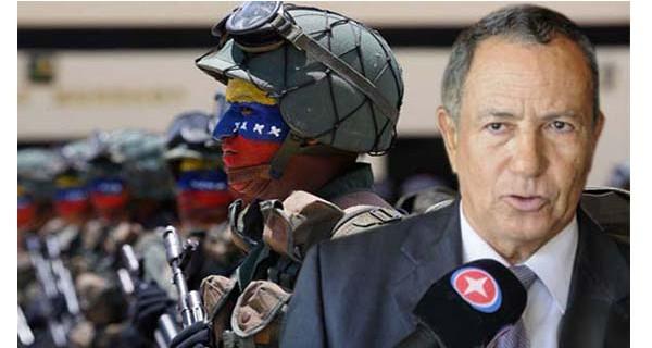 ¡MADURO NO CONFÍA EN LAS FAN! Coronel Hidalgo Valero: Dictaduras caen, pero se necesita el empujoncito castrense