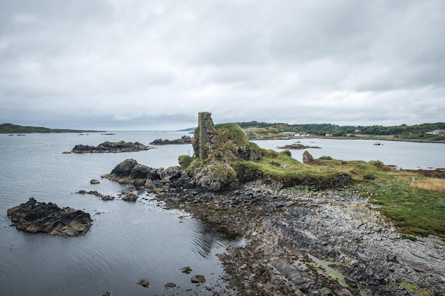 Ancient clan seal found in Scottish castle ruins