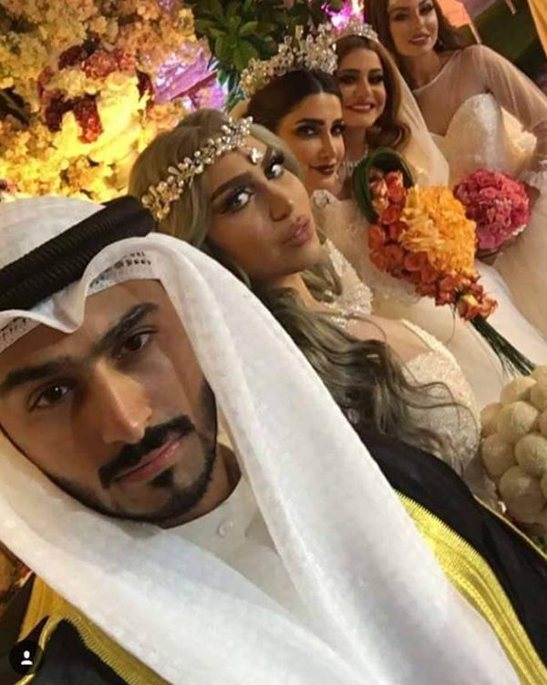 Pasti Anda Tak Sangka! Inilah Punca Sebenar Lelaki Kuwait Nikahi Empat Wanita Sekaligus Dalam Sehari