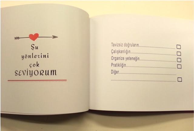 Senin Hakkında Sevdiğim Şeyler Kitabının iç yüzü