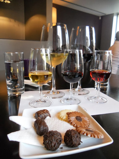 3-days in Porto, Portugal: Port wine and chocolate tasting at Kopke