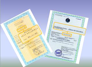 Aturan Input Nomor Registrasi Akta Kelahiran di Dapodik