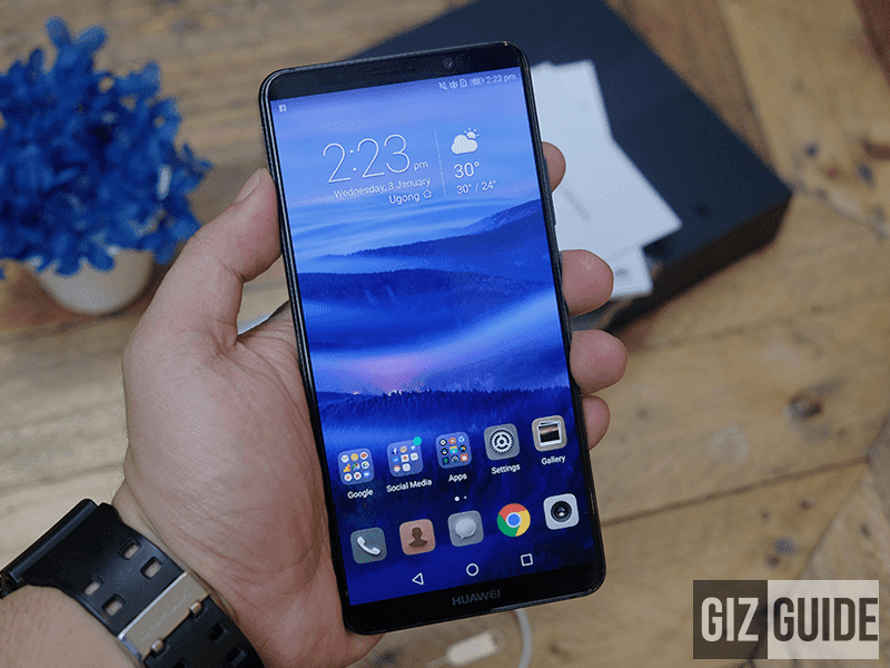 Huawei Mate 10 Pro Review - Still one of the BEST