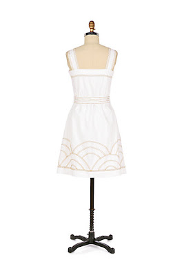 Anthropologie Quiet Companion Dress