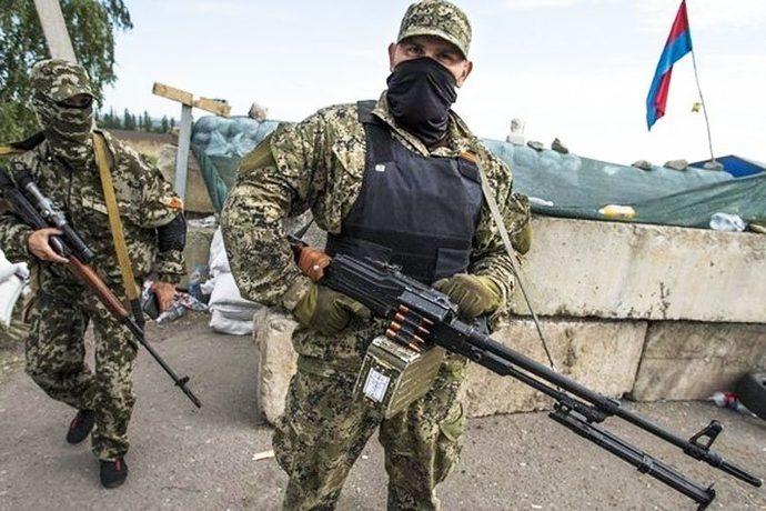 Штаб АТО предполагает возможное наступление боевиков по всему фронту на востоке Украины