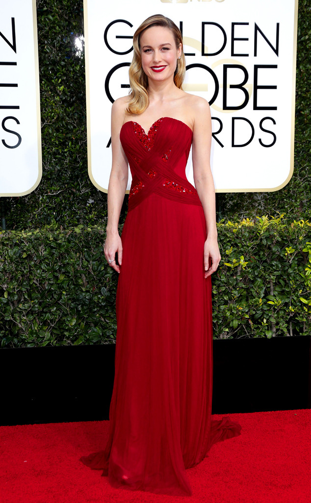 Golden Globes 2017 Red Carpet Fashion